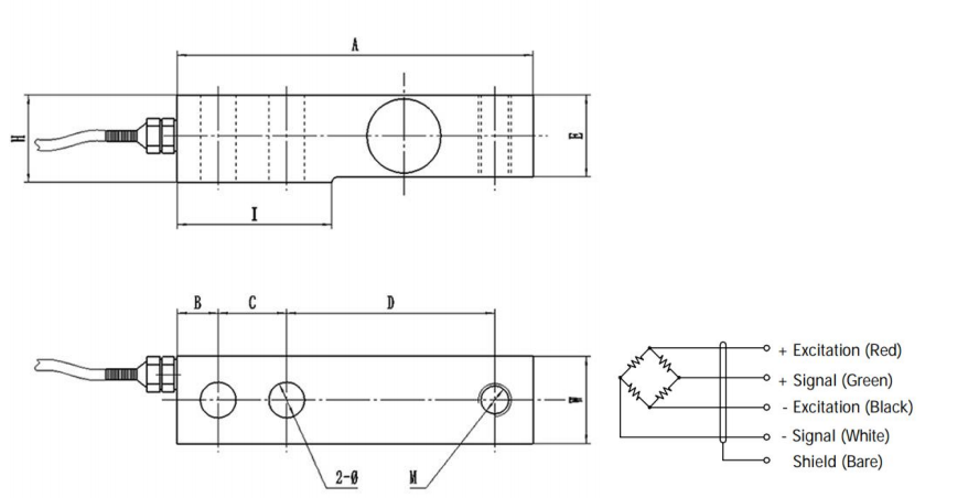 shear beam load cell